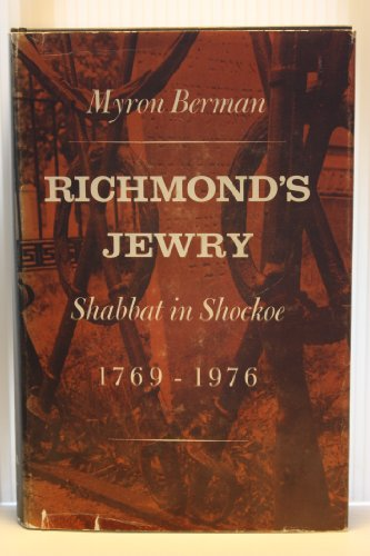 Richmond's Jewry