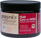 Groganics Hair Gro-N-Wild 6 Ounce