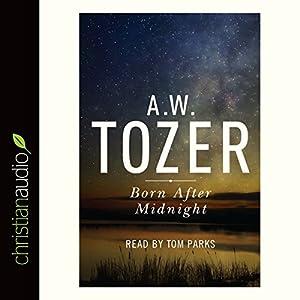 Born After Midnight Audiobook