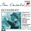 Schubert / Casals / Stern....<br>$375.00