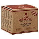 Dr. Miracles Strengthen Temple And Nape Balm, 4 Ounce