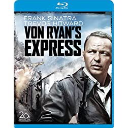 Von Ryan's Express [Blu-ray]