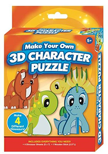 Make Your Own 3D Character Kit