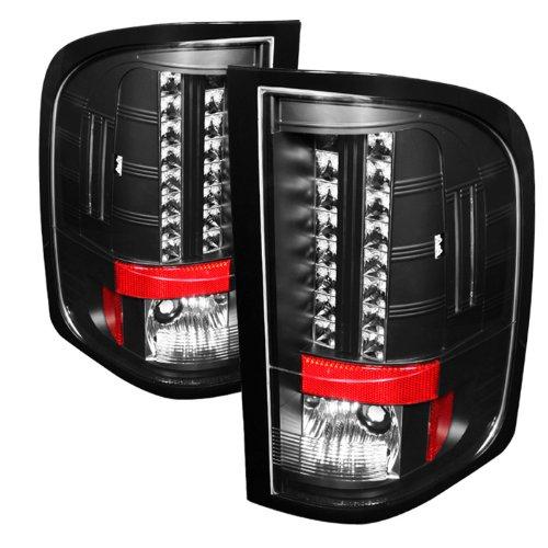 Spyder Auto Alt-Yd-Cs2010-Led-Bk Black Led Tail Light