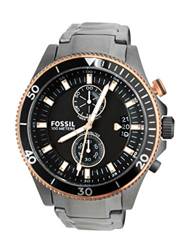 Fossil Fossil Wakefield Analog Black Dial Men's Watch - CH2948I