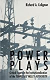 Power Plays: Critical Events in the Institutionalization of the Tennessee Valley Authority (S U N Y Series in the Sociology of Work and Organizations)