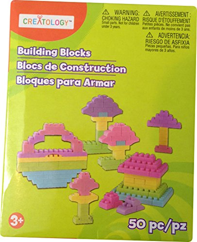 Creatology Building Blocks 50 Pieces - 1