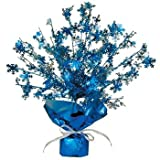 Snowflake Gleam N Burst Centerpiece Party Accessory  1 count 1
