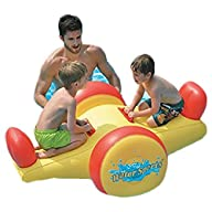 Pool Float – Kids Inflatable Seesaw S…