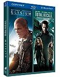 echange, troc Elysium + Total Recall - Mémoires programmées [Blu-ray]