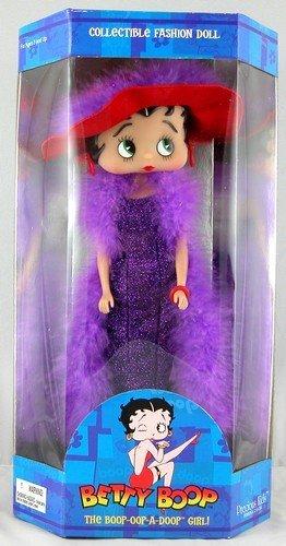Precious Kids 31130 Red Hat Betty Boop Fashion Doll