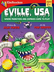 Eville, USA: Free Activities Inside (KiteReaders Monster Series)