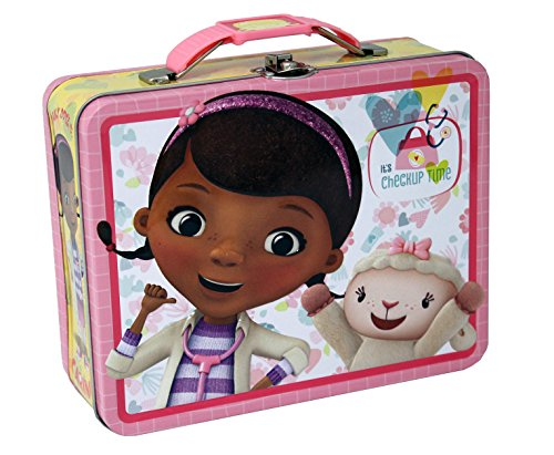 The Tin Box Company Doc McStuffins Carry All Tin (Style will Vary)