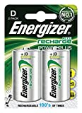 Energizer Original Akku Power Plus Mono D
