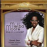 echange, troc Melba Moore - Live in Concert