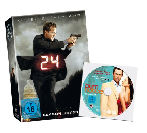 24 Season 7 inkl. Bonus-Disc