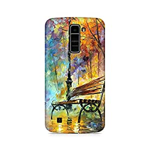 Mobicture Natu\ Premium Designer Mobile Back Case Cover For LG K7