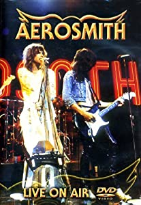 Aerosmith - Live On Air [DVD] [NTSC]