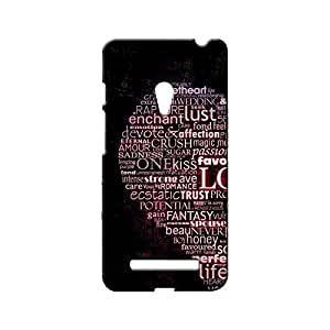 BLUEDIO Designer Printed Back case cover for Asus Zenfone 5 - G7955