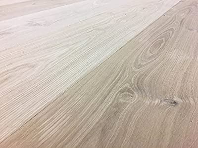 "Wide Plank 10 1/4"" x 3/4"" European French Oak Unfinished Wood Flooring Samples at Discount Prices by Hurst Hardwoods"