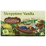Celestial Seasonings Sleepytime Vanilla, 20 Count Tea Bag