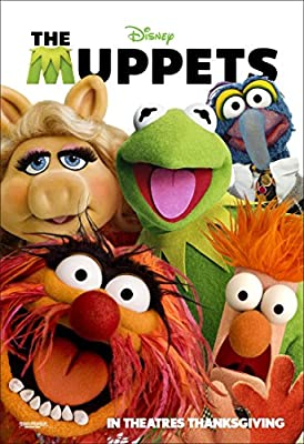The Muppets 13x19 Inch Promo Movie Poster
