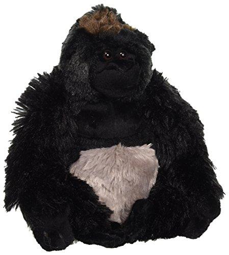 "Wild Republic CK-Mini Gorilla Silverback 8"" Animal Plush"