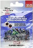 Disney Infinity 2.0 - Power Discs Series 1 (Marvel)