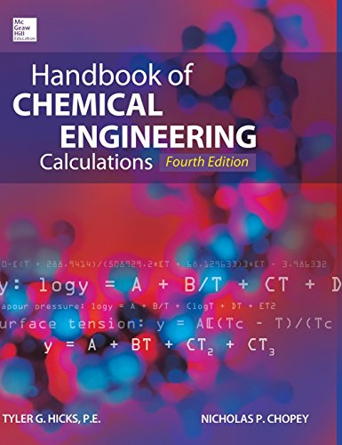 Handbook of Chemical Engineering Calculations, Fourth Edition (Chemical Engineering Books compare prices)