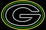 "NFL Green Bay Packers Football Beer Bar Pub Handcrafted Real Glass Tube Neon Light Sign 18"" X 14"" the Best Offer! at Amazon.com"