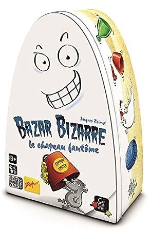 BAZAR BIZARRE Le chapeau fantôme - Gigamic