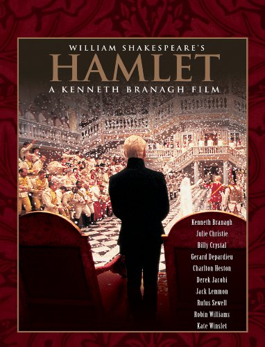 Amazon Com Hamlet 1996 Kenneth Branagh Julie Christie