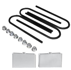 """2"""" Rear Axle Lowering Drop Blocks Kit"""