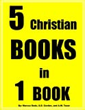 img - for 5 Christian Books in 1 Book book / textbook / text book