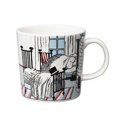 ARABIA(アラビア)ムーミン マグ(Moomin mug) 2015年冬季限定 Hibernation(冬眠) [並行輸入品]