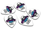 A Fire Inside 5 X Loose Guitar Picks Band Plectrums