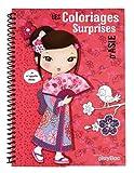 Les coloriages surprises d'Asie...