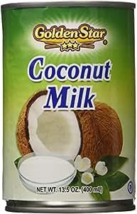 Golden Star Coconut Milk#44; 13.5 oz#44; - Pack of 12