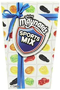 Maynards Sports Mixture Carton 540g (Pack of 3)