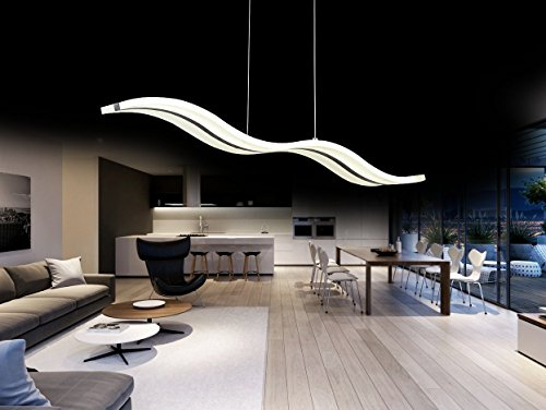 Suspension lustre create for life lustre led design moderne pendentif de lum - Lustre de salon design ...