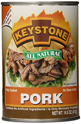 Keystone Meats All Natural Canned Pork, 14.5 Ounce (Subscribe And Save Meat compare prices)