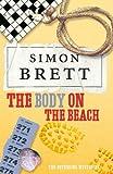 The Body on the Beach Simon Brett