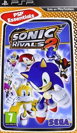 Sonic Rivals 2 - Reedición -