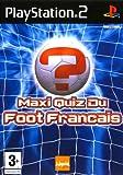echange, troc Maxi quiz du foot Français