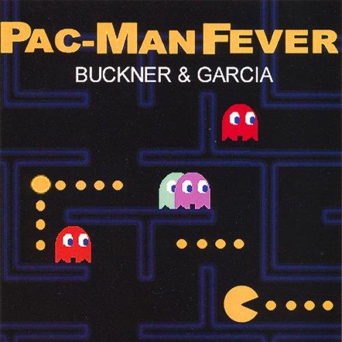 Buckner & Garcia Pac-Man Fever album cover