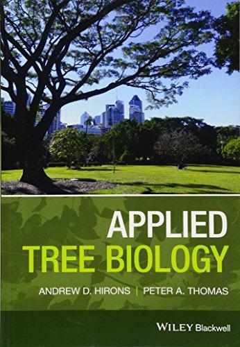 Applied Tree Biology [Hirons, Andrew - Thomas, Peter A.] (Tapa Blanda)