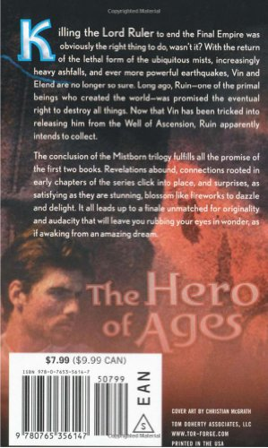 Mistborn 03. The Hero of Ages