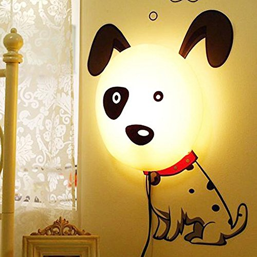 kasstino-cartoon-dalmatians-dog-led-night-light-diy-3d-wallpaper-wall-stickers-room-decoration