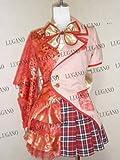 ももクロ怪盗少女 百田夏菜子 コスチューム、コスプレ  コスプレ衣装  新品 完全オーダメイドも対応可能