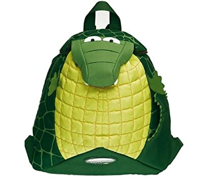 Kids and school -Rucksacks -105691238 34 cm Crocodile Backpack by SAMMIES BY SAMSONITE